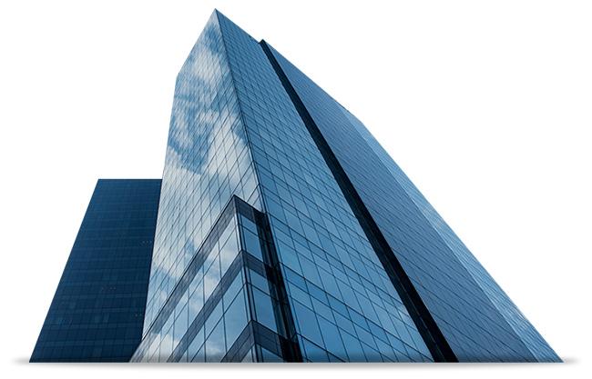 Polarizado para edificios