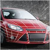 Pelicula protectora de pintura de autos